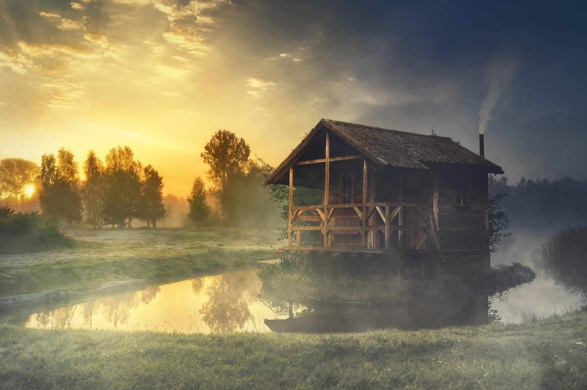 Místo rodinného domu chata, skončíme tímto tempem ve stanech?