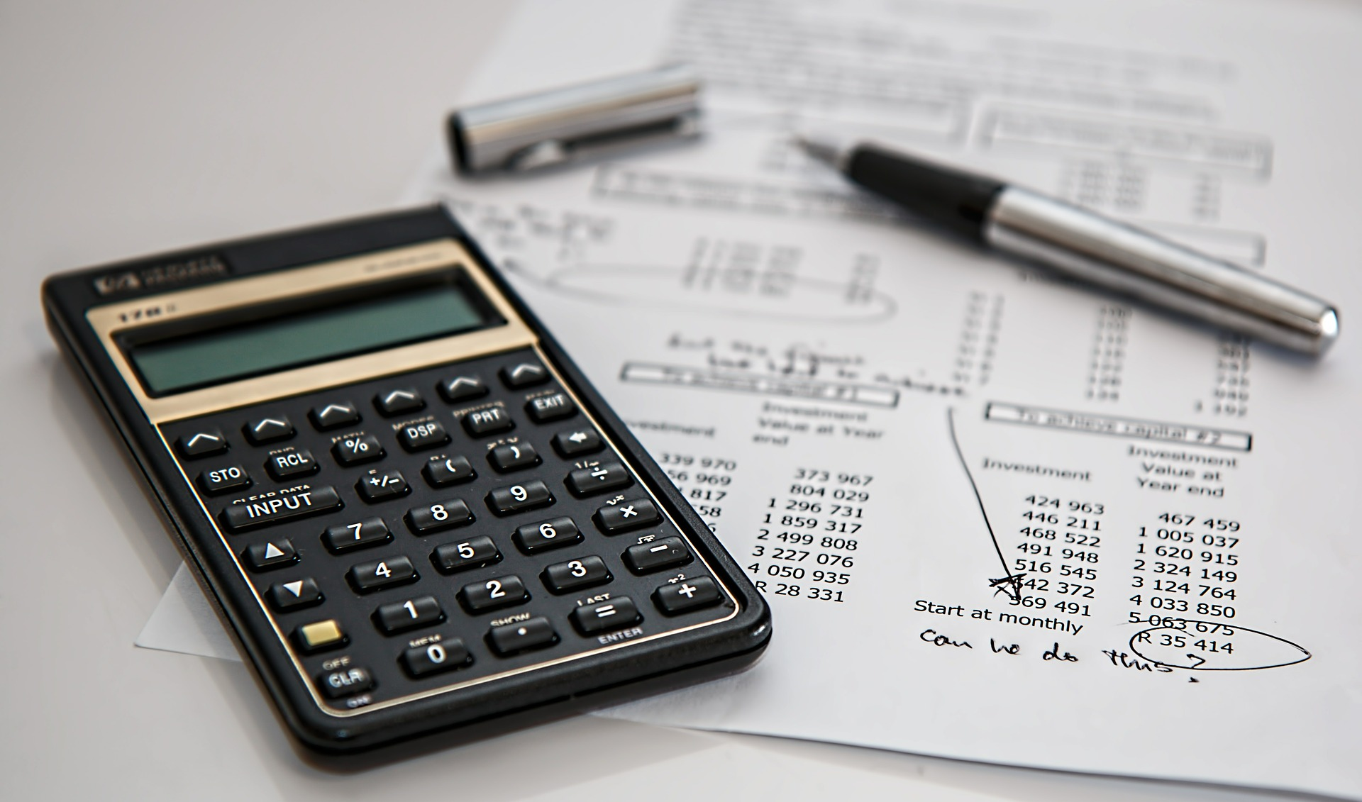 Co a kdy zaplatit ? Daně 2019