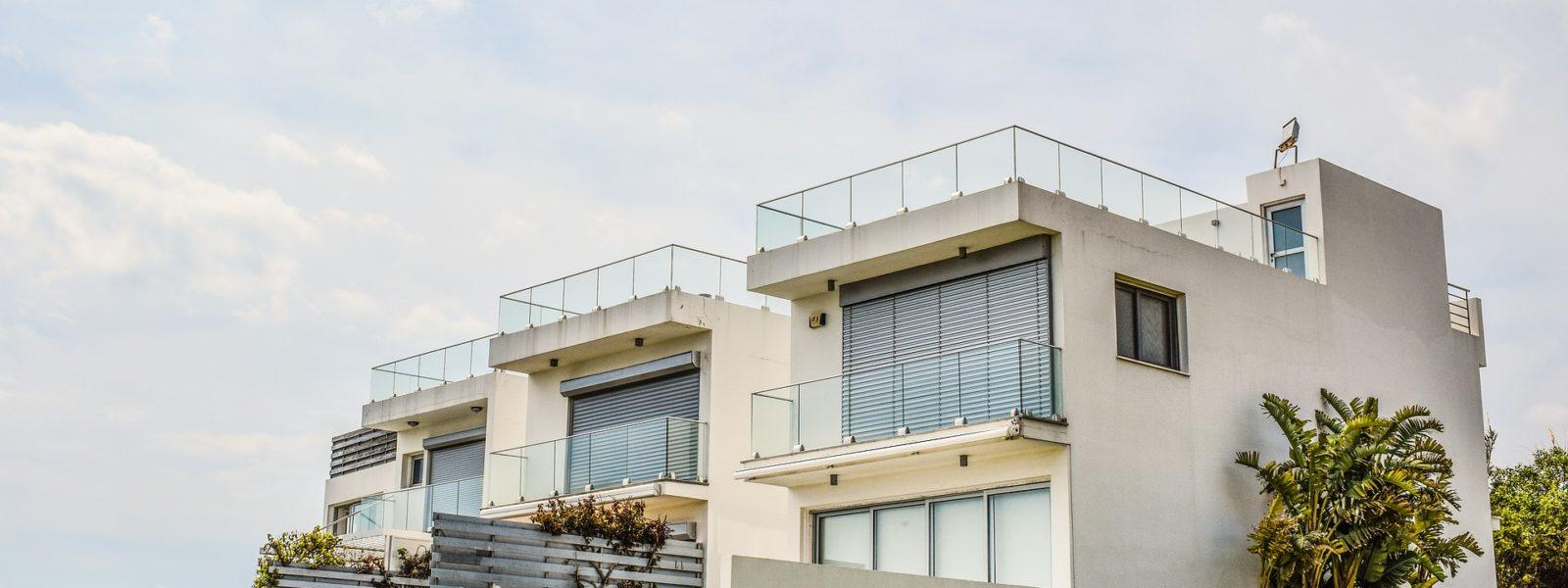Odlišnosti v parametrech pojištění budov část.1